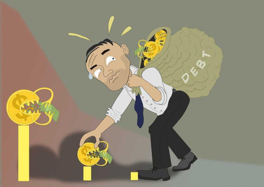 Endettement trop important et rachat crédits